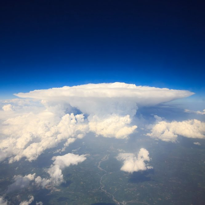 Tornado - Cumulonimbus