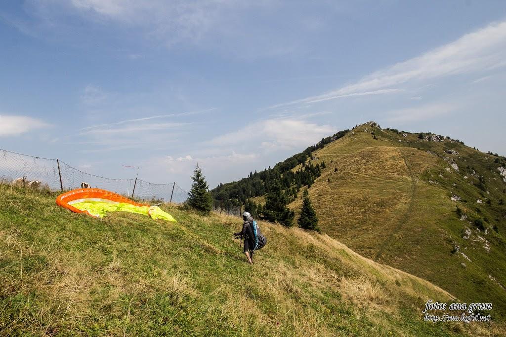 Vzletišče na Soriški planini